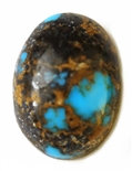 PERSIAN TURQUOISE CABOCHON 10 cts