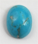 6.5ct PERSIAN TURQUOISE CAB