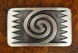 HOPI WALLIE SEKAYUMPTEWA BELT BUCKLE