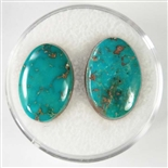 NATURAL BLUE GEM TURQUOISE CABOCHON 10 cts