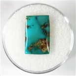 NATURAL BLUE GEM TURQUOISE CABOCHON 3.5 cts