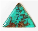 NATURAL PILOT MOUNTAIN TURQUOISE CABOCHON 6.5 cts