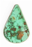 NATURAL PILOT MOUNTAIN TURQUOISE CABOCHON 12.5 cts