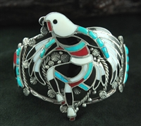 BEAUTIFUL JOHN LUCIO EAGLE BRACELET