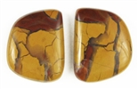 STONE CANYON  AGATE PAIR 15.5 cts
