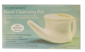 Ancient Secrets Neti Pot