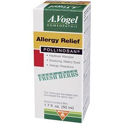 A Vogel Homeopathic Allergy Relief Liquid, 1.7oz