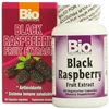 Black Raspberry Fruit Extract 60 Caps - Bio Nutrition