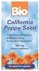 Bio Nutrition California Poppy Seed - 60 Caps