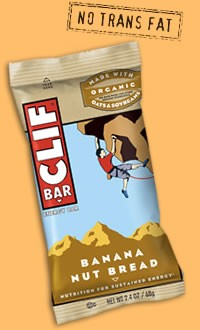 Clif Bar Nutrition Soy Protein Energy Bars