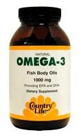 Country Life Omega 3