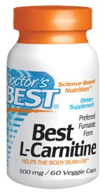 Doctor's Best L-Carnitine Fumarate