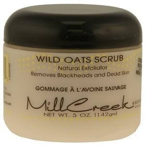 Mill Creek Wild Oats Body Scrub, 5oz.