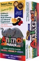 Animal Parade Children's Chewable Multivitamin