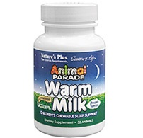 Animal Parade Warm Milk Children's Sleep Support