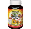 Nature's Plus Animal Parade Vitamin D3 500 IU 90 Chewables