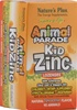 Nature's Plus Animal Parade Kid Zinc Lozenges