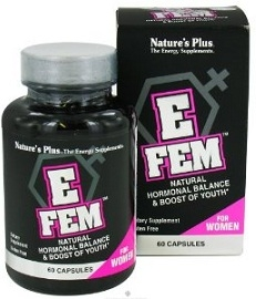 Nature's Plus E Fem for Women