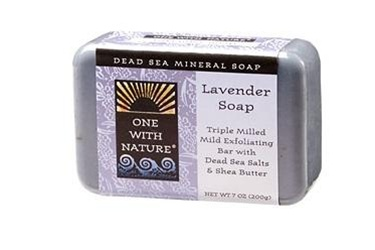 One with Nature Lavender Soap Bar