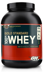 Optimum Nutrition Protein 5lbs.