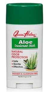 Queen Helene Aloe Deodorant 3 Oz.
