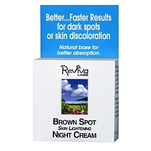 Reviva Brown Spot Skin Lightening Night Cream