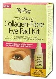 Reviva Collagen Fibre Eye Pad Kit - 2 Pads