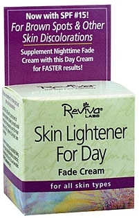 Reviva Skin Lightener for Day Fade Cream - 1.5 oz.