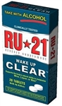 RU21 100% Natural Hangover Remedy