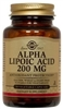 Solgar Alpha Lipoic Acid 200 mg