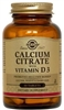 Solgar Calcium Citrate with Vitamin D
