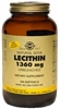 Solgar Lecithin 1360 mg softgels