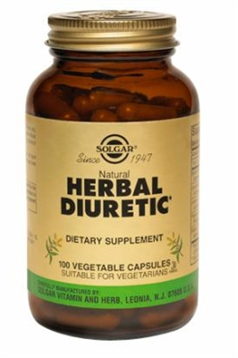 Diuretic herbs list