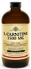 Solgar Liquid L-Carnitine 1500 mg 16 oz.