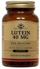 Solgar Lutein 40 mg - 30 Softgels