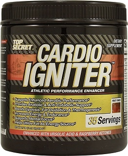 Cardio Igniter by Top Secret Nutriton - 35 servings