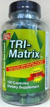 Tri-Matrix Diet Pills