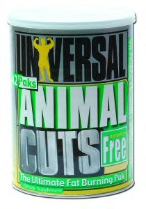 Animal Cuts from Universal Labs