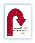 Revised Teachers' Word Lists for Reference