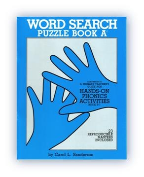 Word Search Puzzle Book A