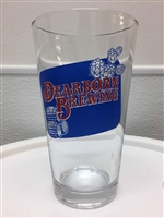 Dearborn Brewing Pint Glass