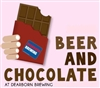 MUG CLUB ONLY  - Beer and Chocolate Pairing