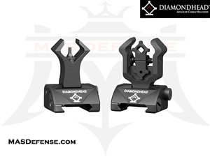 DIAMONDHEAD 6061-T6 DIAMOND INTEGRATED SIGHTING SYSTEM - 1199
