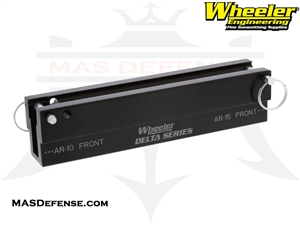 WHEELER DELTA SERIES AR-15 / AR-10 UPPER RECEIVER VICE BLOCK - 156888