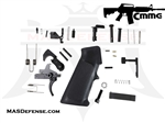 LOWER PARTS KIT AR-10 - CMMG - 38CA6DC