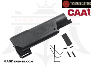 THORDSEN / CAA STANDARD PISTOL CHEEK REST KIT - BLK #5022B