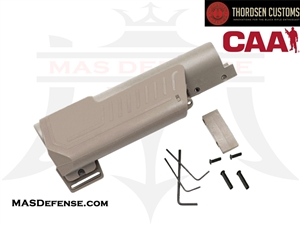 THORDSEN / CAA STANDARD PISTOL CHEEK REST KIT - FDE #5022T