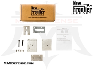 NEW FRONTIER ARMORY 80% LOWER COMPLETION JIG - 80-JIG
