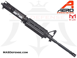 "16"" 5.56 /.223 AERO PRECISION BARRELED UPPER W/ PINNED FSB MAGPUL MOE CARBINE - APAR502503M64"