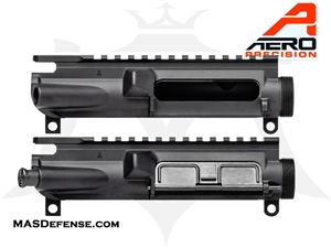 AERO PRECISION AR15 XL (.450 .458 .50) STRIPPED UPPER RECEIVER - APAR611310C